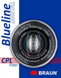 Braun 72mm Blueline Circular Polarising Filter