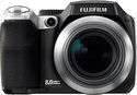 Fujifilm FinePix S8000fd & SD Card 1GB