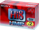 Sony 2P590HMP VIDCASS 8MM HI2P