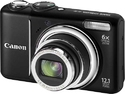 Canon PowerShot A2100 IS, Black