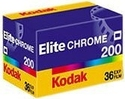 Kodak ELITE Chrome, ISO 200, 36-pic, 1 Pack