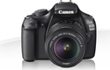 Canon EOS 1100D + EF-S 18-55mm + DVD + ACC