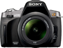 Sony DSLR-A330H digital SLR camera