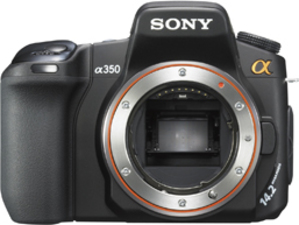 Sony DSLR-A350 Body