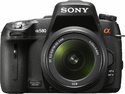 Sony DSLR-A580Y digital SLR camera
