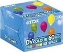 TDK 5 x DVM60 Colour