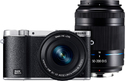 Samsung NX 3000 + 16-50mm Power Zoom ED OIS + 50-200mm OIS