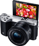 Samsung NX 500 + 16-50mm Power Zoom