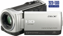 Sony HDR-CX100ES hand-held camcorder