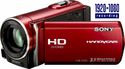 Sony CX115 Full HD Flash Memory camcorder