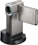 Sony HDR-TG7VE hand-held camcorder