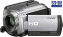 Sony HDR-XR106E hand-held camcorder