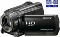Sony HDR-XR500VE hand-held camcorder