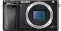 Sony α6000 Black Body Only