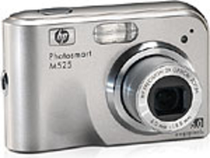 HP Photosmart M525 Digital Camera