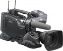 Sony PDWF800 hand-held camcorder