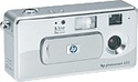 HP Photosmart 435 digital camera with Instant Share™