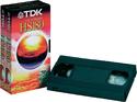 TDK T03162 blank video tape